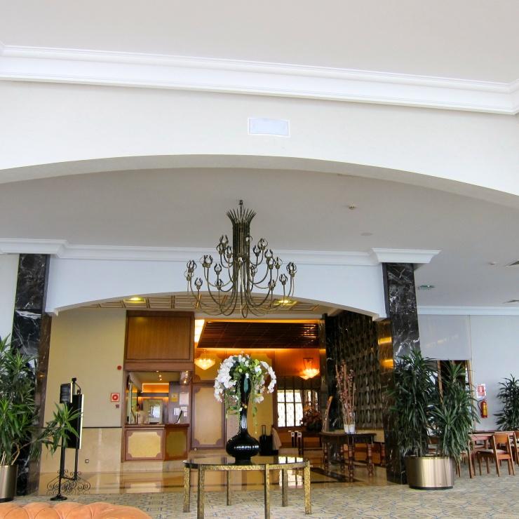 Interior Mercure Monte Igueldo