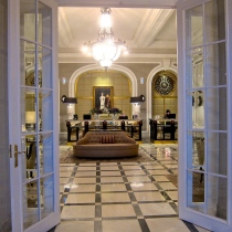 Reception, Hotel Maria Cristina