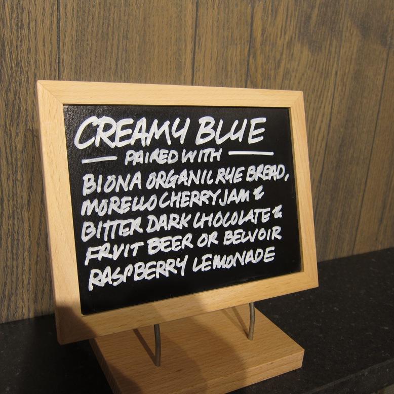 Creamy Blue suggestions, Castello Pop Up
