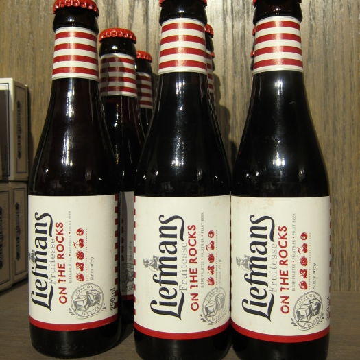 Raspberry beer, Castello Pop Up Shop