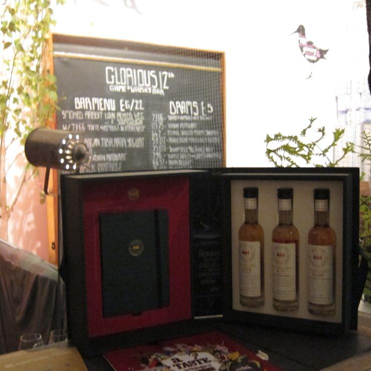 Scotch Malt Whisky Society Gift Box