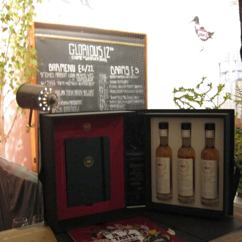 Scotch Malt Whisky Society Gift Box