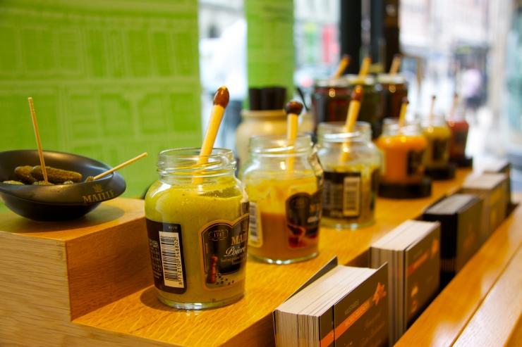 Maille Flavoured Mustards