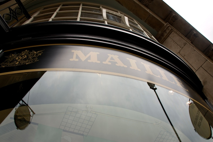 Maille Boutique, Piccadilly, London