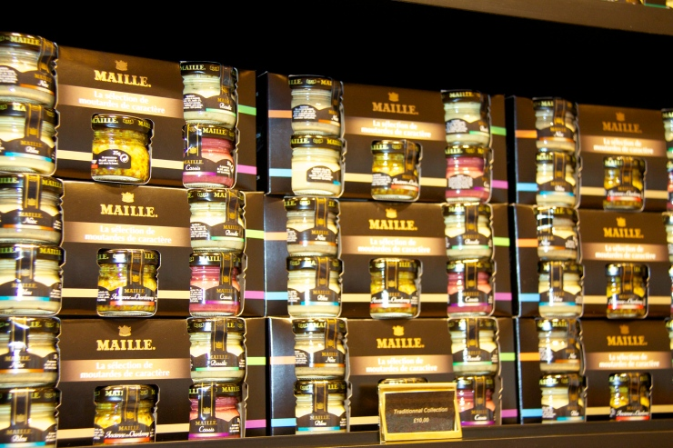 Maille Taster Mustards