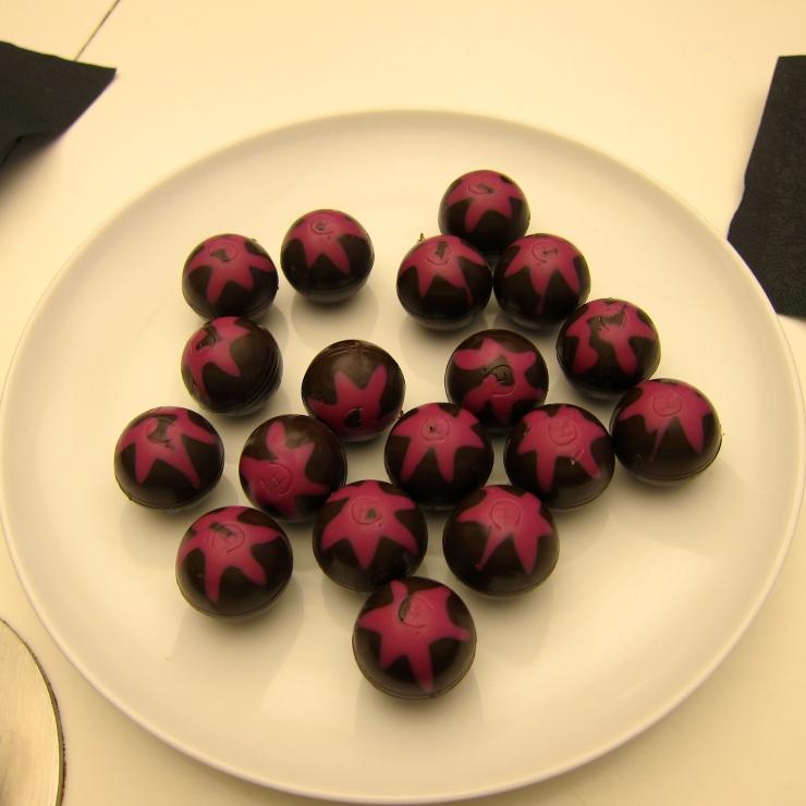 Hotel Chocolat, Sour Cherry Truffles