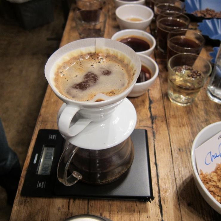 V60, Artisan Coffee, Ealing