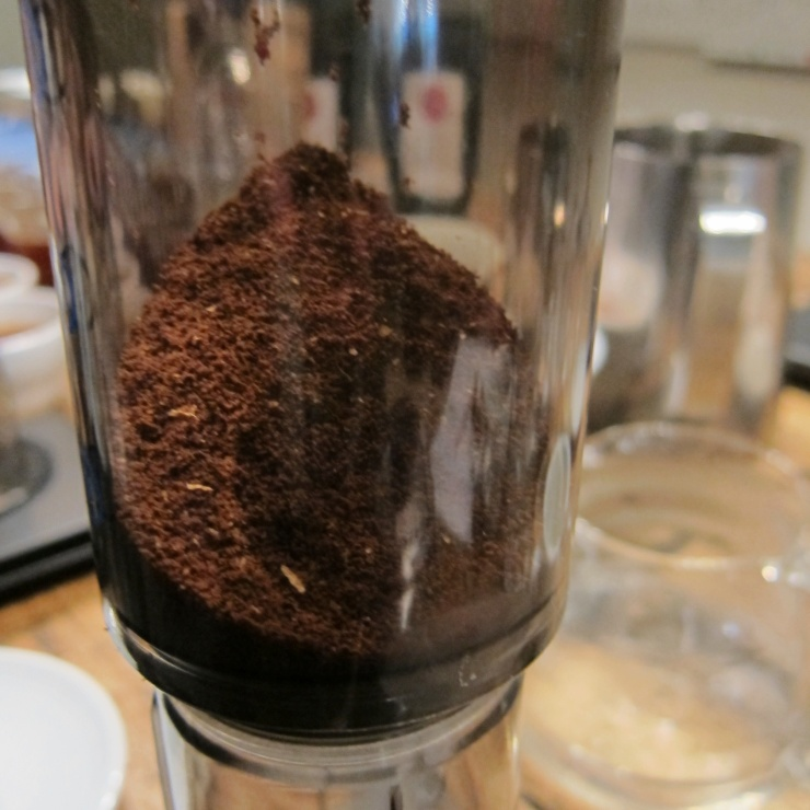 Grind for Aeropress, Artisan Coffee