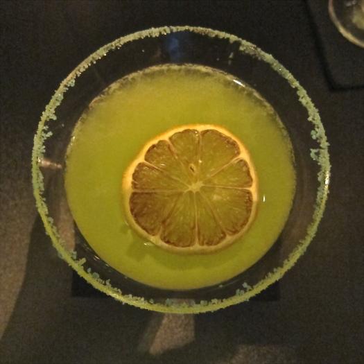 Lemon Sherbet Cocktail