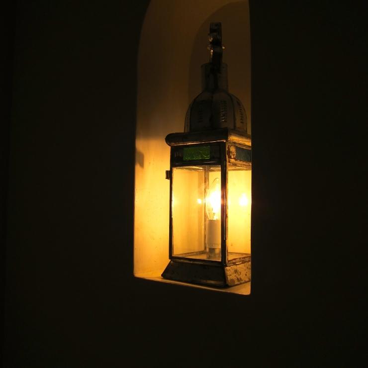 Moorish Lanterns, Quinta Da Cebola Vermelha