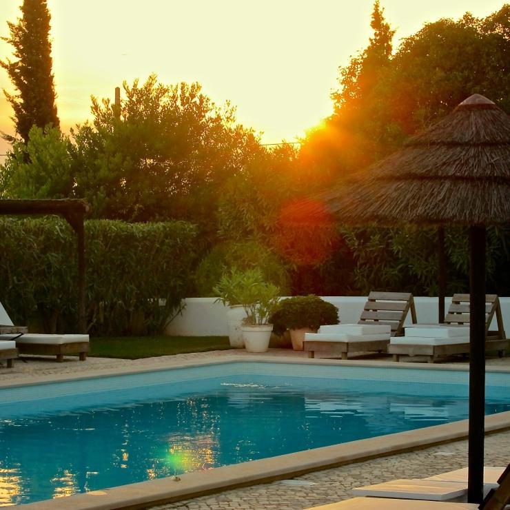 Sunset, Quinta Da Cebola Vermelha