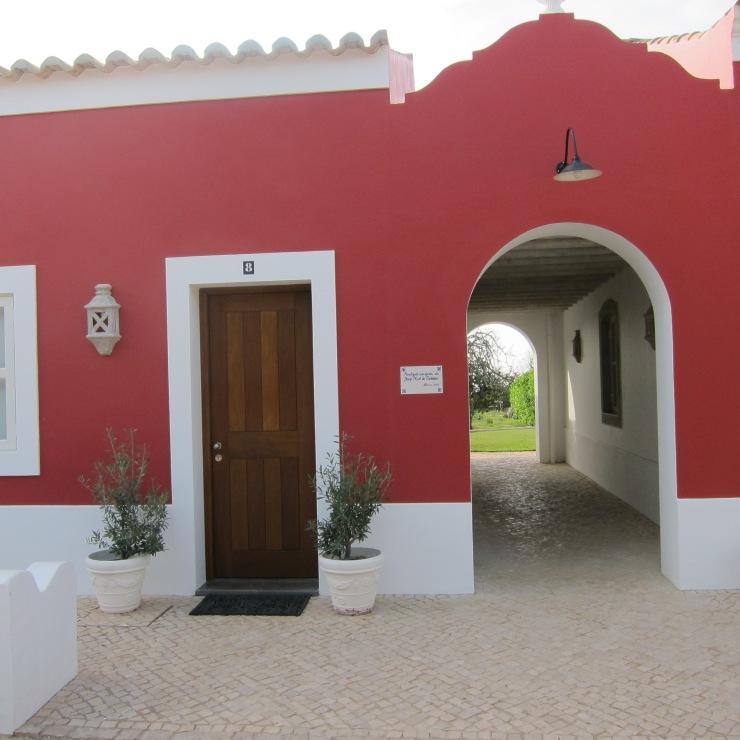 Room 8, Quinta De Cebola Vermelha