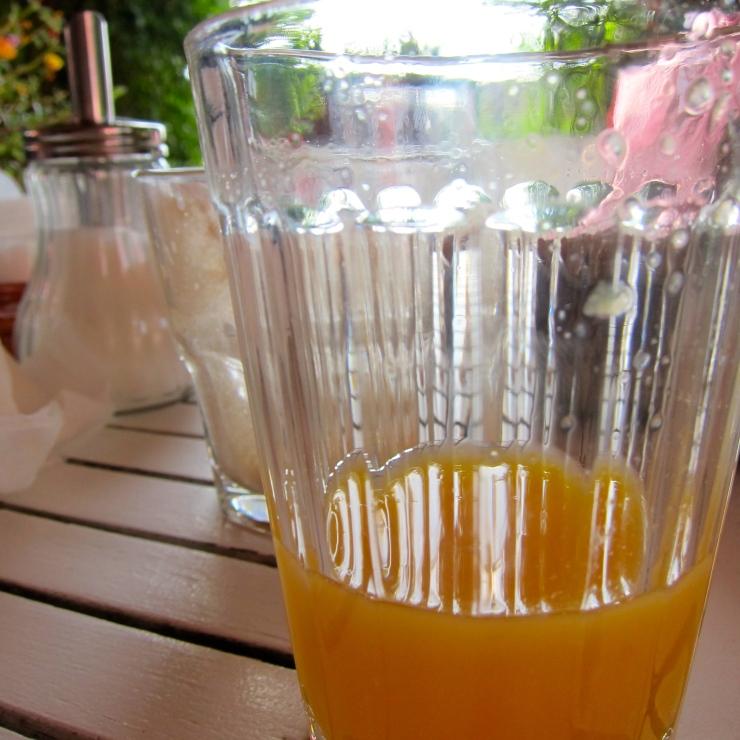 Orange Juice, Quinta Da Cebola Vermelha