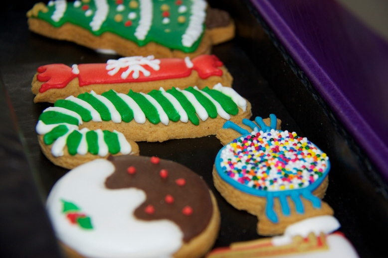 Biscuiteers Christmas Biscuits