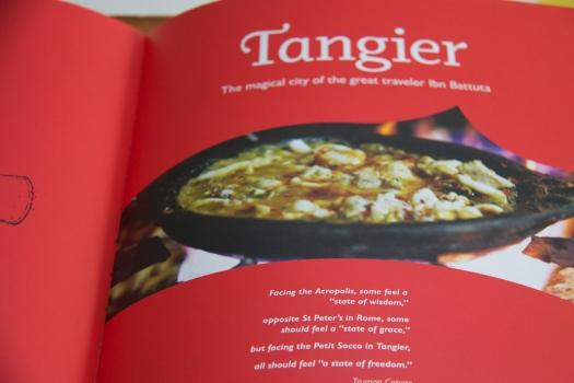 Tangier, Raki and Fish