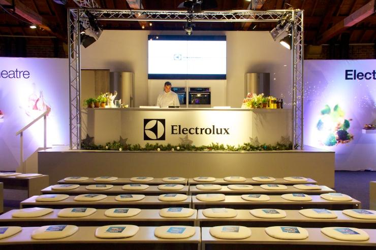 Electrolux Taste Theatre