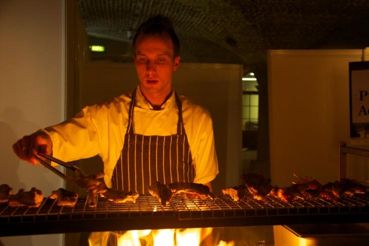 Ember Yard chef