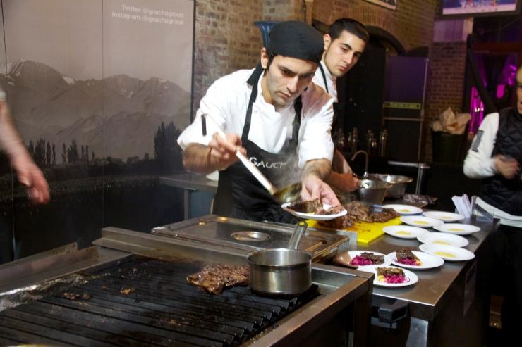 Gaucho chefs