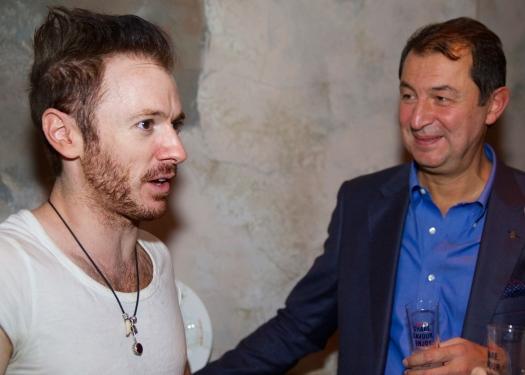 Ollie Dabbous & Galip Yorgancioglu
