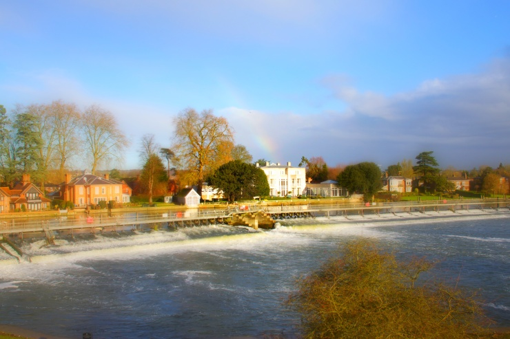 The Compleat Angler, Rainbow
