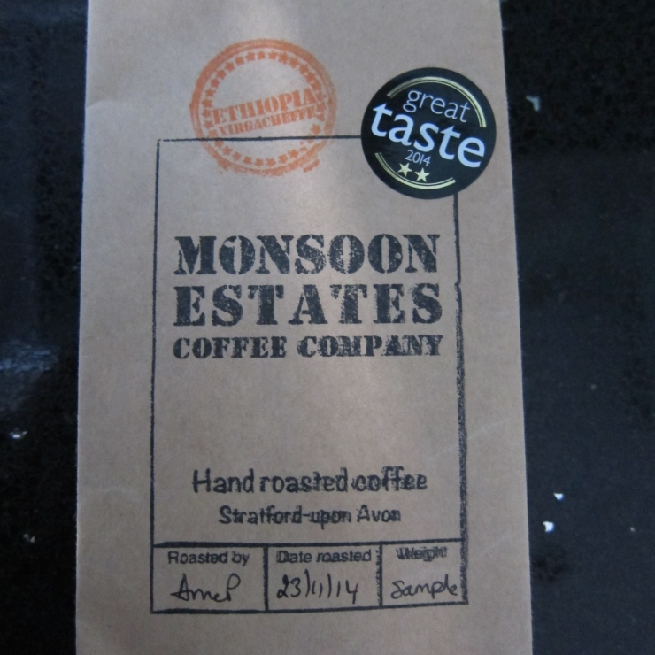 Monsoon Estates coffee