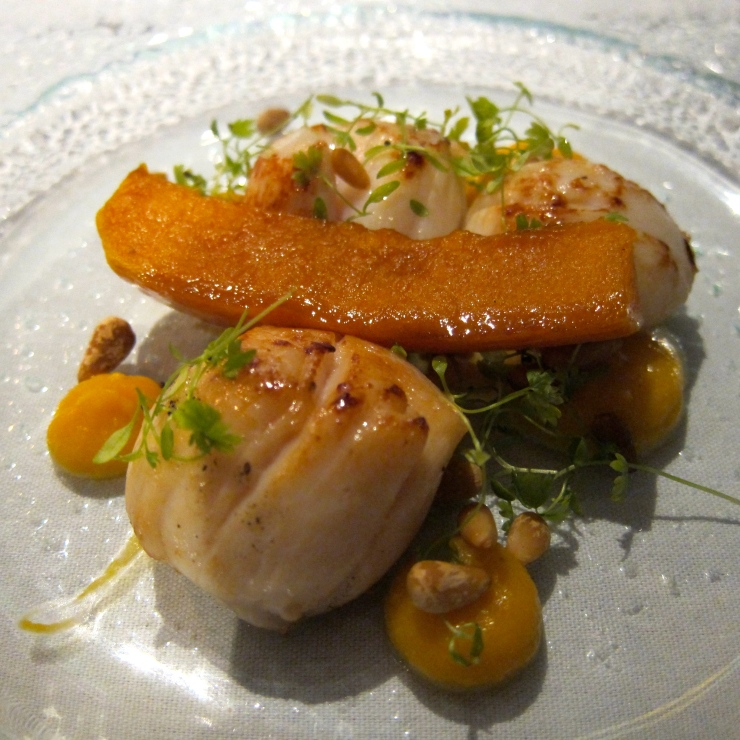 Scallops, The Compleat Angler