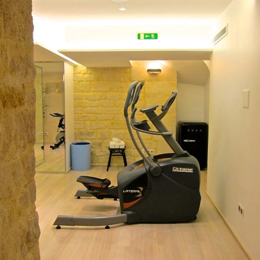 Gym, 123 Sebastapol, Paris Hotel