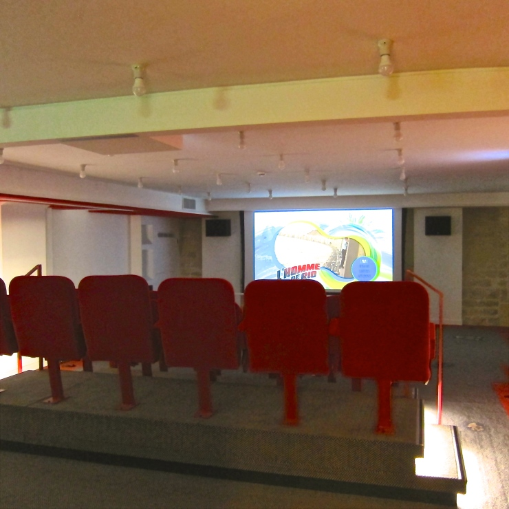 Cinema, 123 Sepastapol, Paris