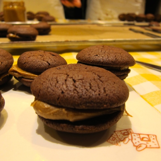 Speculoos Cookies, Le Pain Quotidien Baking Class