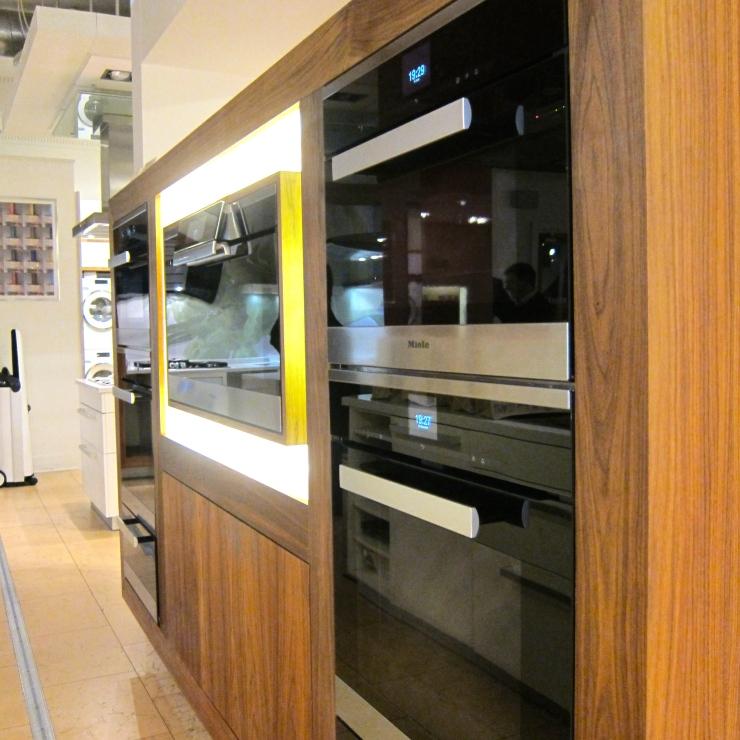 Miele Showroom, Central London