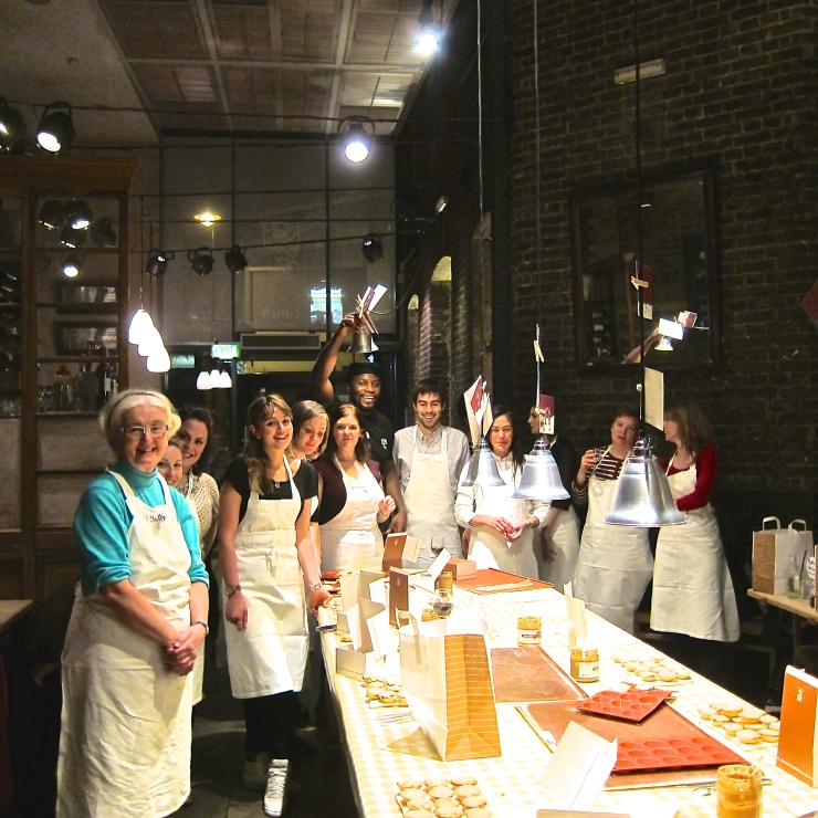 Le Pain Quotidien, Baking Classes, Borough Market