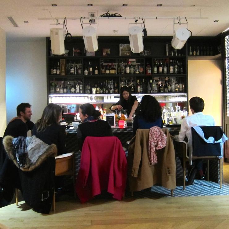 Bar, Sebastopol 123, Paris