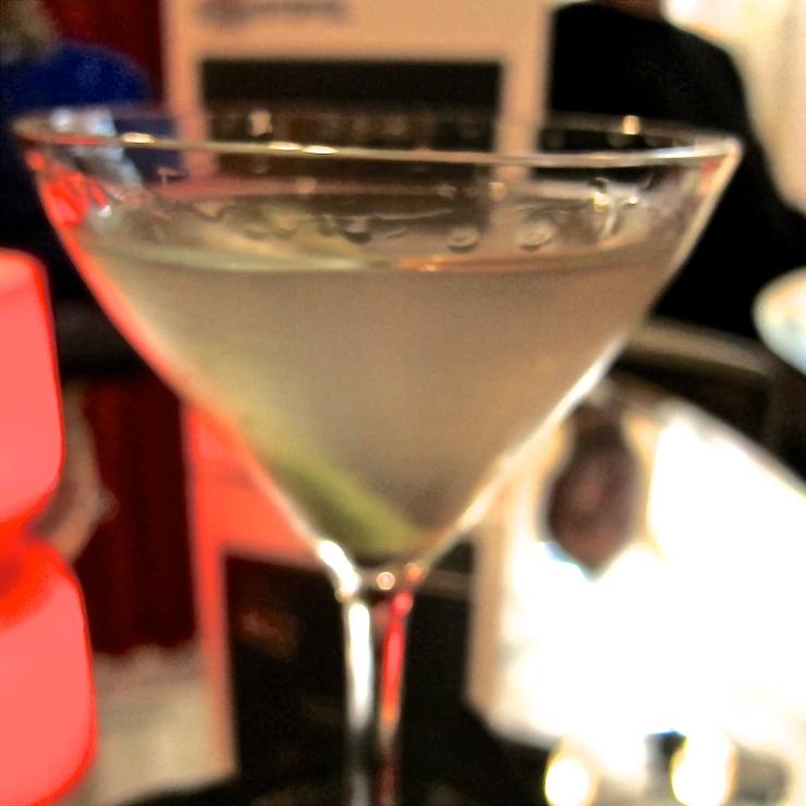 Cocktail, Sebastopol 123, Paris