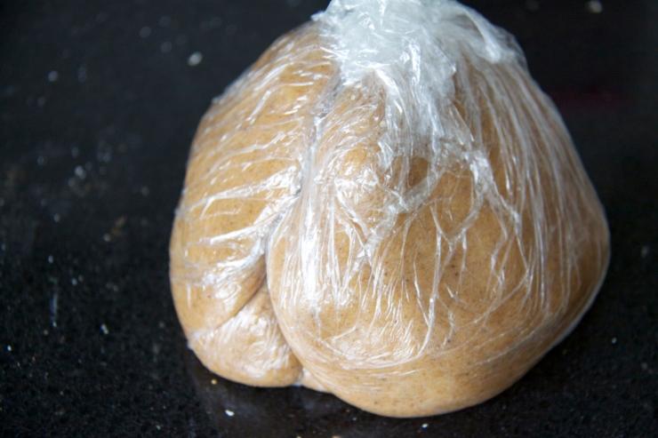Speculaas spice dough