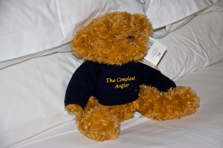 Compleat Angler, Bear