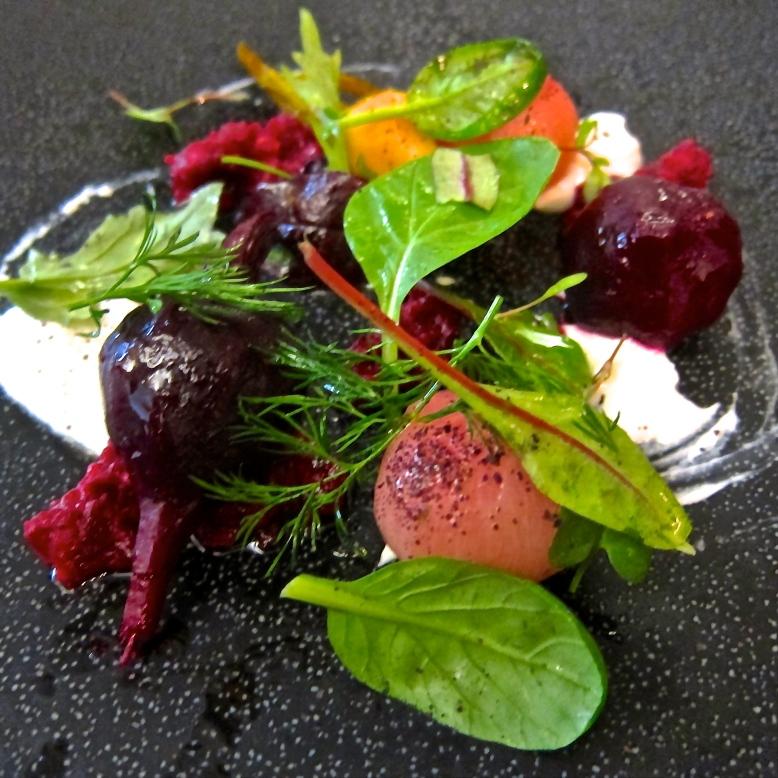 Colchester Beetroot, Texture Restaurant