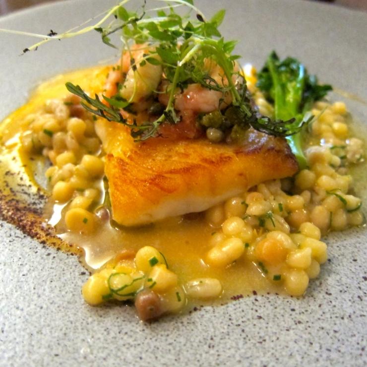 Cod, Texture Restaurant