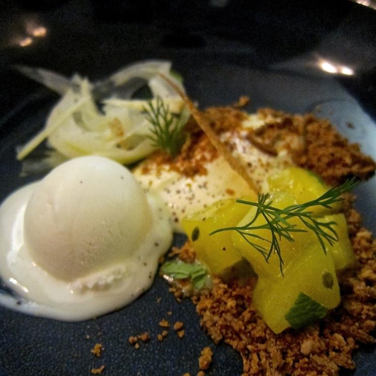 Dessert, Texture Restaurant