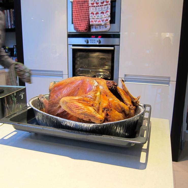 Cooked Copas Turkey