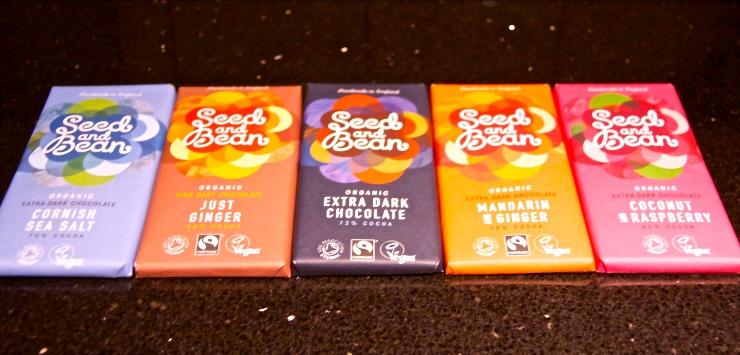 Seed and Bean Dark Chocolate