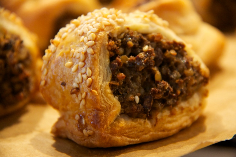 Macsween Venison Sausage Roll