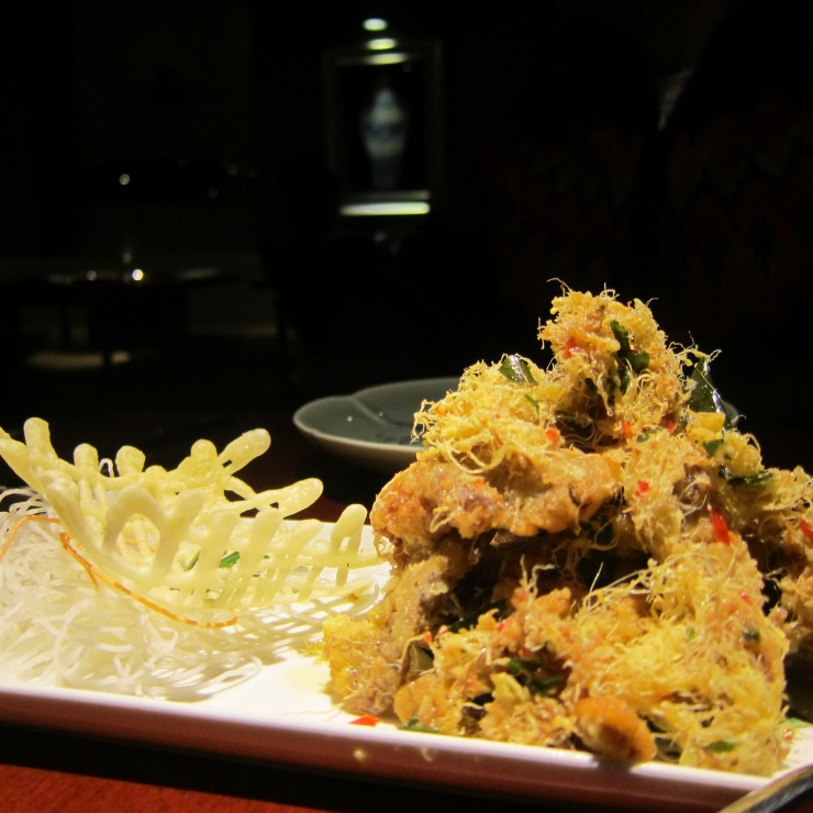 Soft Shell Crab, Shikumen, Shepherd's Bush, W12
