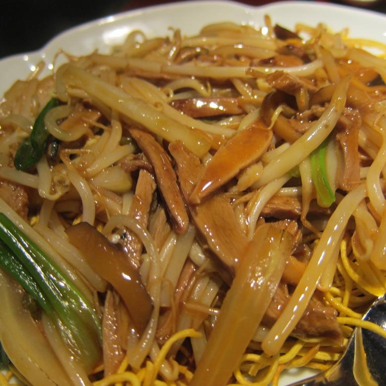 Duck Noodles, Shikumen