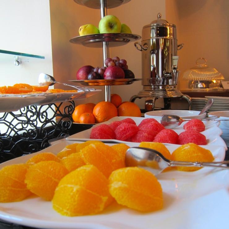 Breakfast, Pera Palace