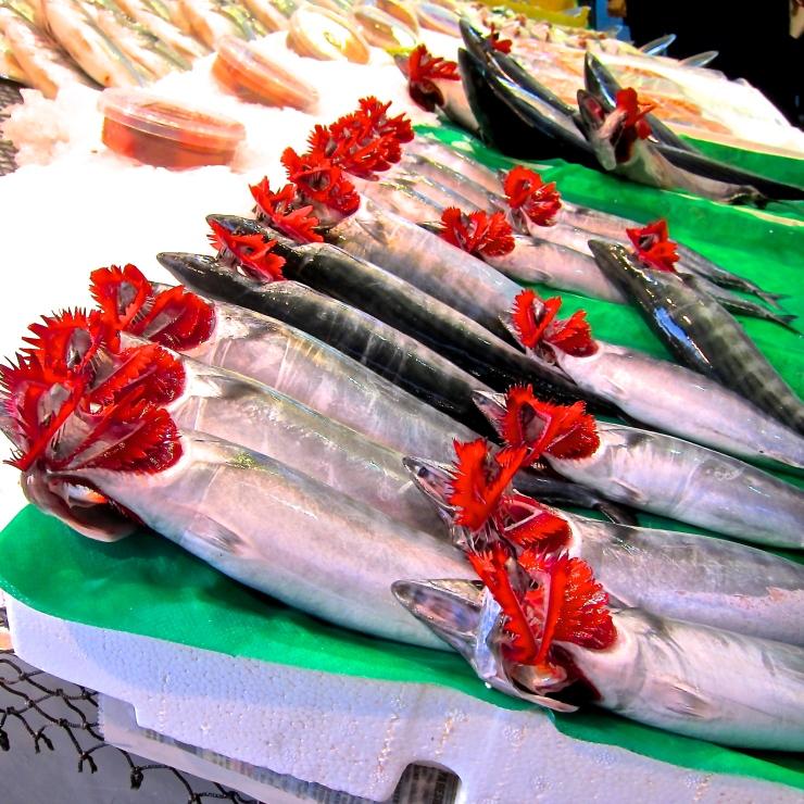Fish, Istanbul
