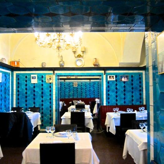 Pandeli Restaurant, Istanbul