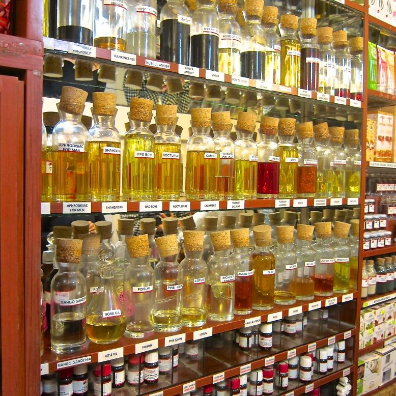 Oils, Istanbul