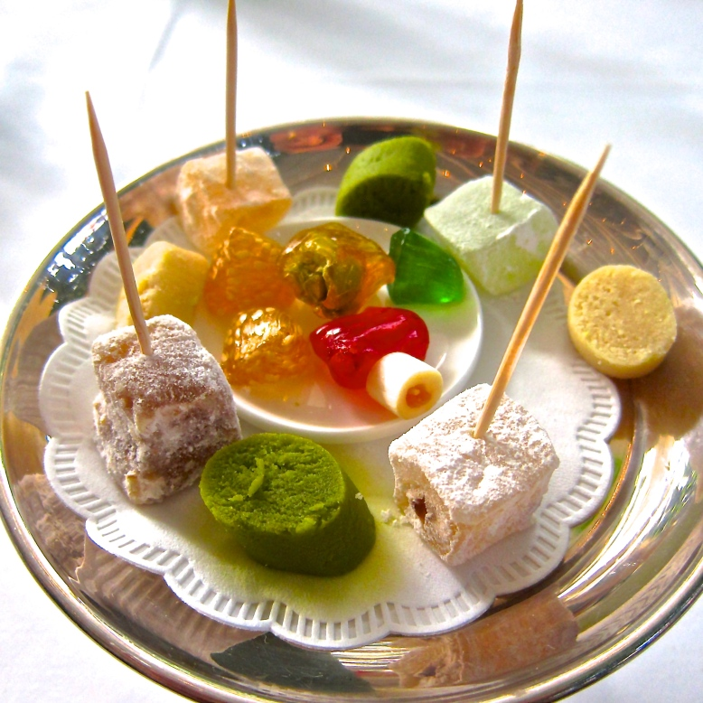 Candies, Nar, Istanbul