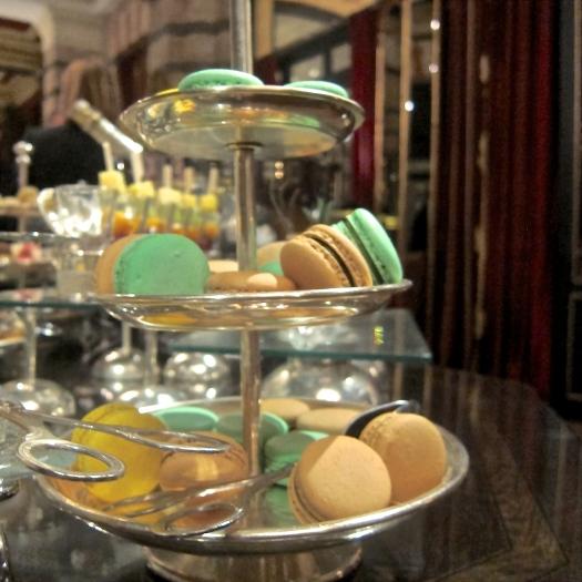 Macarons, Afternoon Tea, Pera Palace Hotel