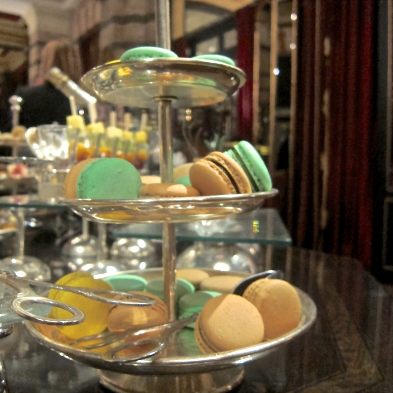 Macarons, Afternoon Tea, Pera Palace Hotel